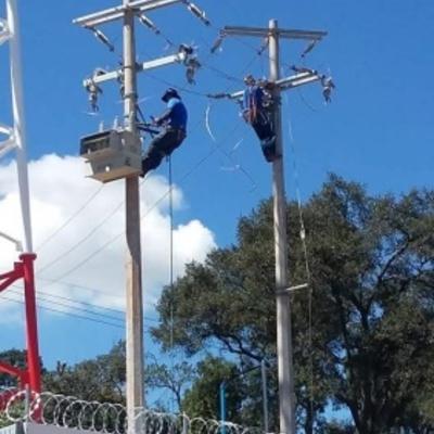 SUBESTACIONES ELECTRICAS TIPO POSTE