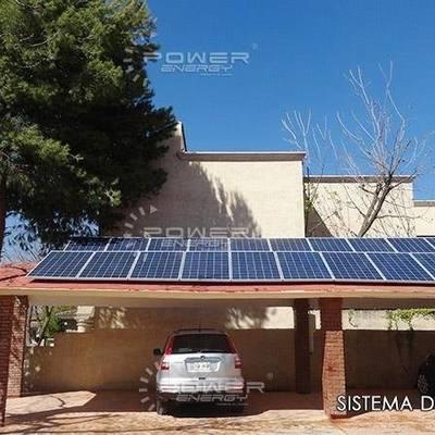 HogarVerde Paneles Solares 5kWh Saltillo