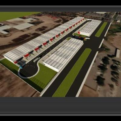 Nave Industrial, San Luis Potosí, San Luis Potosí