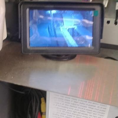 CAMARA DE VIDEO EN EL CONTROL PARA EL RESCATE AUTOMATICO DE PERSONAS