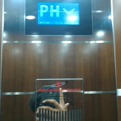 ELEVADOR SEÑALIZACION LCD