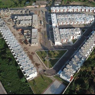vista aerea de conjunto