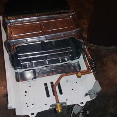 Boiler de paso