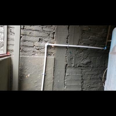 Reparación de tubería hidráulica  01
