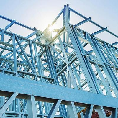Obra Prefabricada Steel Frame