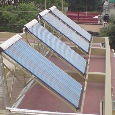 Sistema Foto-termico tipo dividido - Coyoacán, D.F.