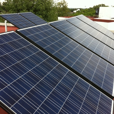 Sistema Fotovoltaico 1.8 Kwp - Tlálpan, D.F.