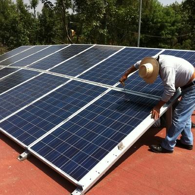 Sistema Fotovoltaico 3,5 Kwp - Tlálpan, D.F.