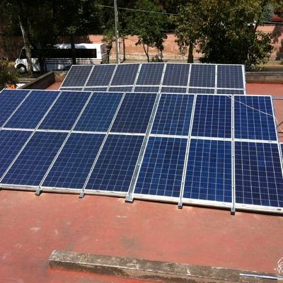 Sistema Fotovoltaico 5.1 Kwp - Tlálpan, D.F.