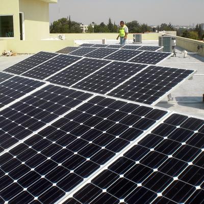 Sistema fotovoltaico de 5.15 Kwp