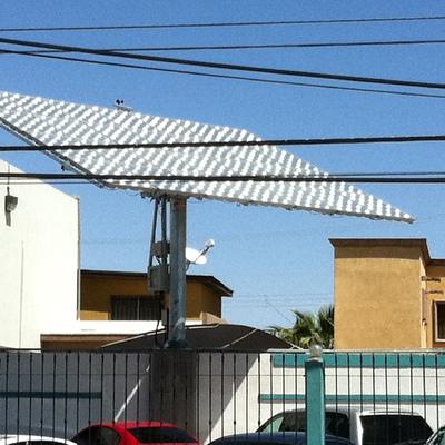 Sistema Fotovoltaico Sun-Tracker 12 Kwp - Ciudad Juárez, Chihuahua