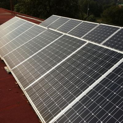 Sistema Fotovoltaico tipo Isla 18 Kwp - Tlálpan, D.F.
