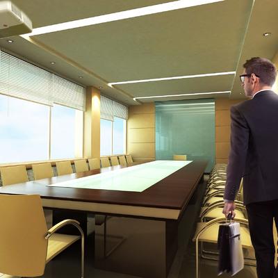 Automatización de Sala de Trabajo