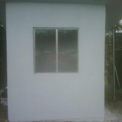tablaroca, durock, ventana
