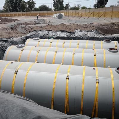 Tanques de almacenamiento para gasolina