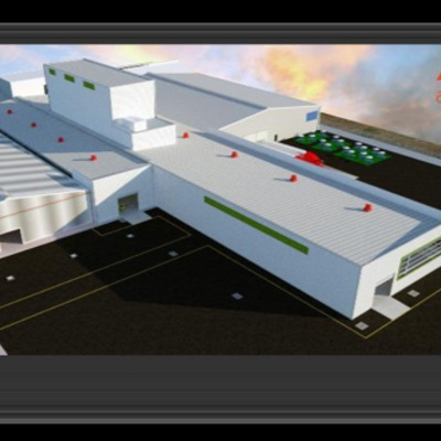 Nave Industrial, Tecamac, Edomex