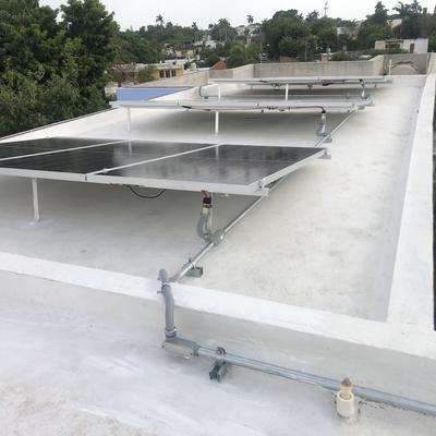 Foto 2 de instalación 14 paneles