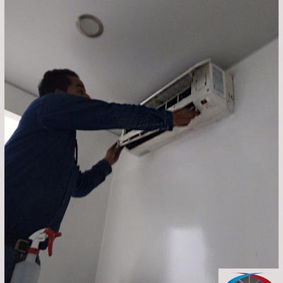Instalación / mantenimiento minisplit