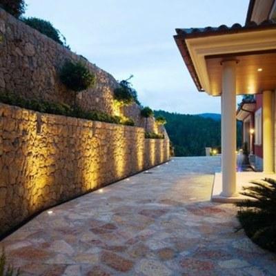Terraza y acceso Queretaro