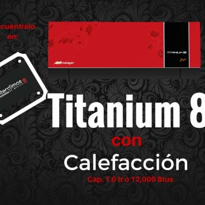 Mirage Titanium 8