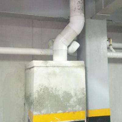 Reparación de tubería hidráulica