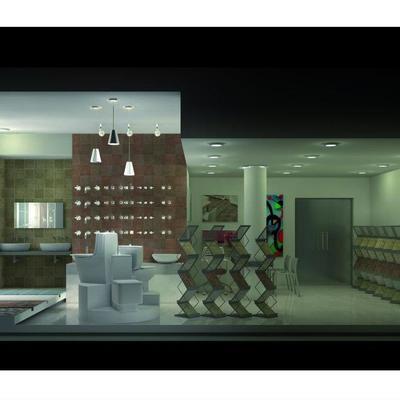 Tiendas y espacios Comerciales