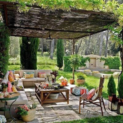 Todo natural piedra & jardín... IdeaBook's.