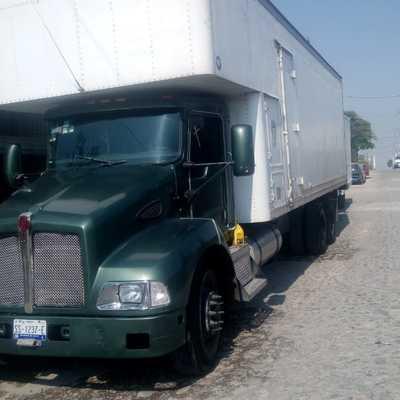 Camion torton de 60m3