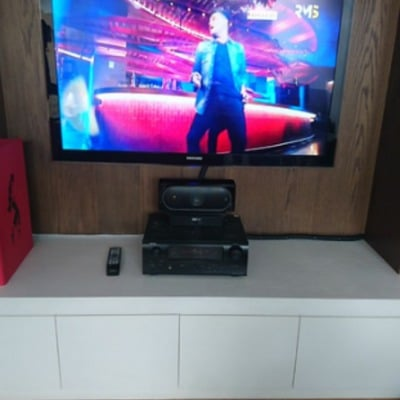 Tv con Audio