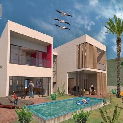 Villa C350+