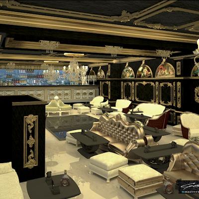 Frank's Tailor Shop - Proyecto (Renders)