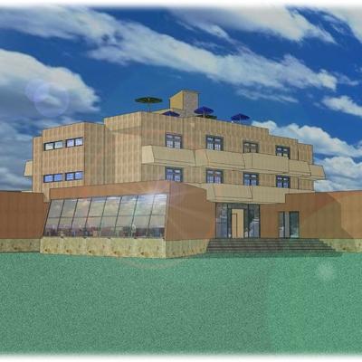 Proyecto albergue-museo en Chichen Itza