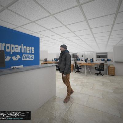Oficinas Europartners Qro.