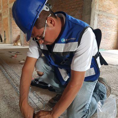 Instalación de cableado estructurado