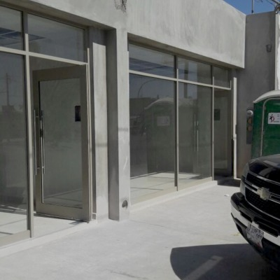 Fachada de local comercial