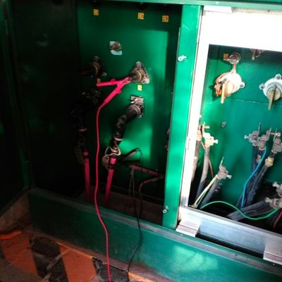 mantenimiento a transformadores