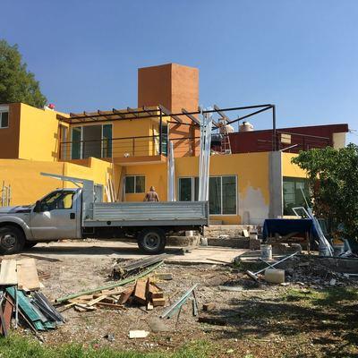 Remodelación de Casa Habitación.