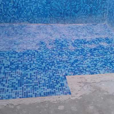 Remodelación de Azulejos Vecencianos para Alberca
