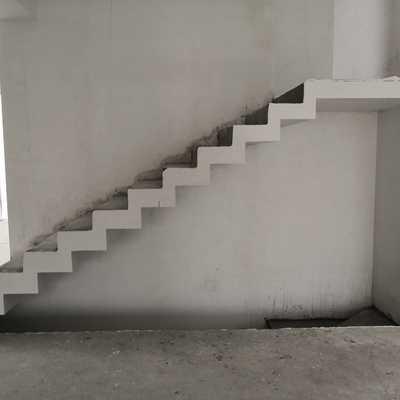Avance Detalle escalera Interior