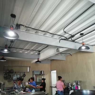 instalacion de luminarias