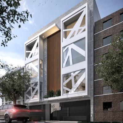 Pre visulización 3D Edificio de oficinas Guanajuato