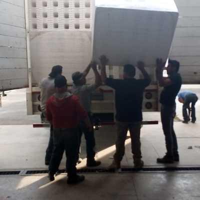 Servicio de carga y descarga
