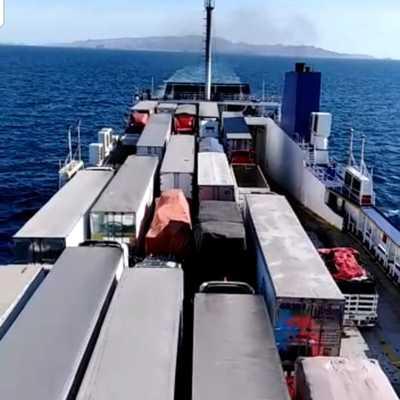 Transporte en Ferry