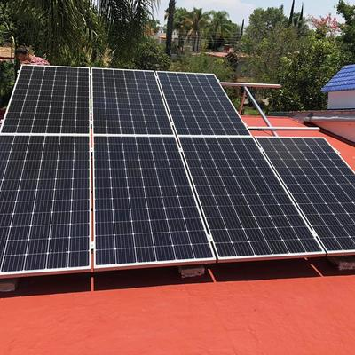 Paneles solares Ixtlahuacán
