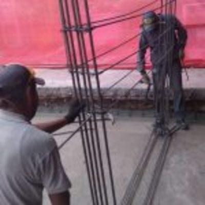 Habilitado y armado de cimbras, varillas para obra