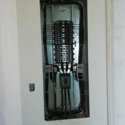 Instalacion de Tablero Electrico