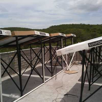 Sistema Fotovoltaico Residencial Hidalgo