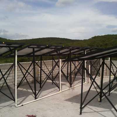 Término de sistema fotovoltaico