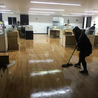 Limpieza Profunda Oficinas