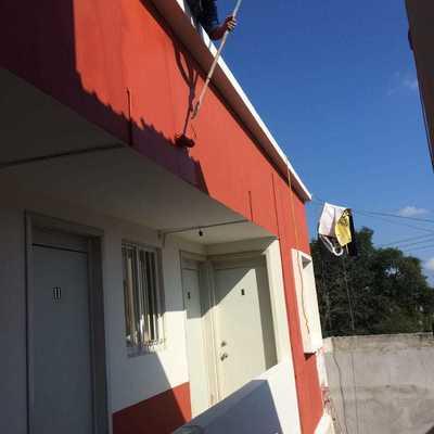 Pintura en edificios
